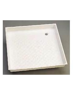 Lavabos platos de ducha para instalaci n en autocaravanas for Plato ducha 60 x 80