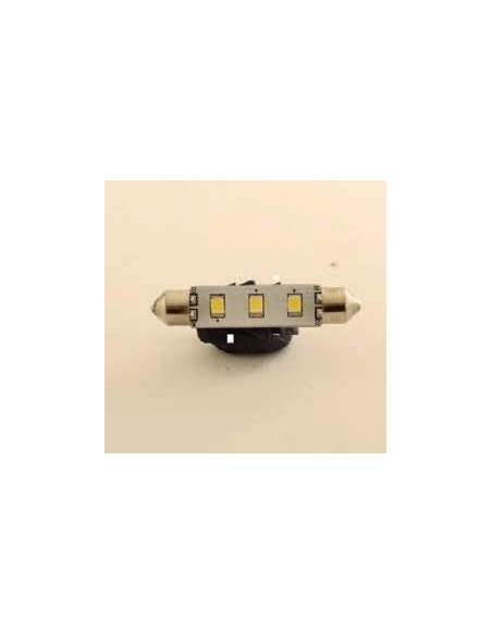 BOMBILLA LED 42 mm 3 SMD