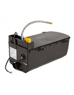 CALENTADOR AGUA A GAS WHALE EXPANSE 8 LITROS + kit montaje exterior 1.25m