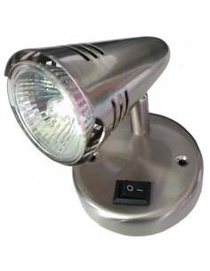 FOCO ORIENTABLE 12V DE METAL