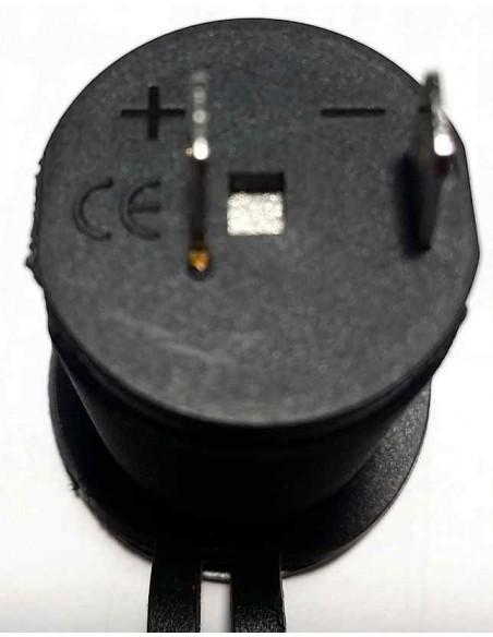TOMA 12V SERIE BLACK