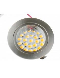LAMPARA CON 24 LED 12V