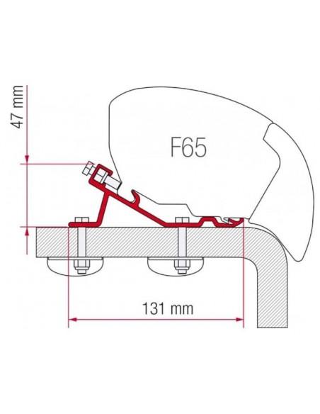 KIT STANDARD PARA TOLDO F65S/F80S