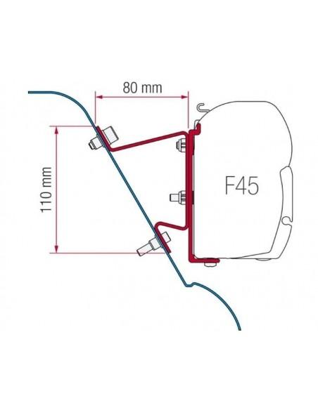 KIT MERCEDES SPRINTER H3 WESTFALIA Y VW CRAFTER H3