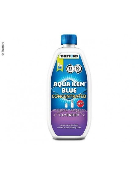 AQUA KEM BLUE CONCENTRADO LAVANDA 780 ML