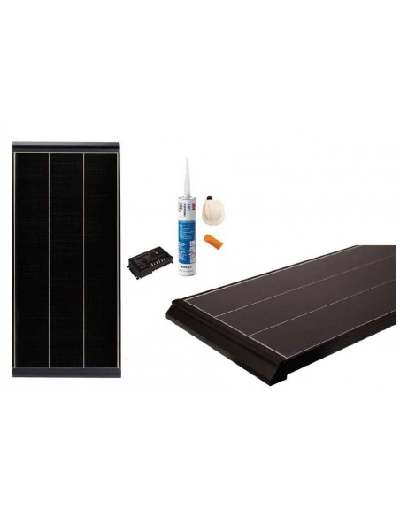 KIT SOLAR DEEP POWER 195W VECHLINE