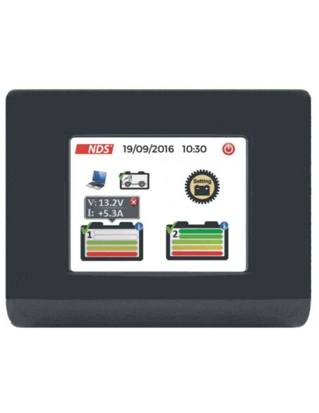 GESTOR DE BATERÍAS I MANAGER NDS IM12-150W (WIRELESS)