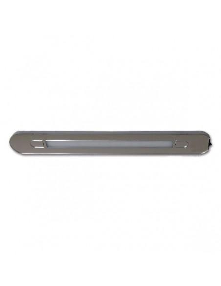 LUZ PLANA DE TECHO DE 12 LED con interruptor