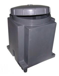 COFRE DE BOMBONAS ( BOTELLAS AZULES DE 2 Y 2.8 kg)