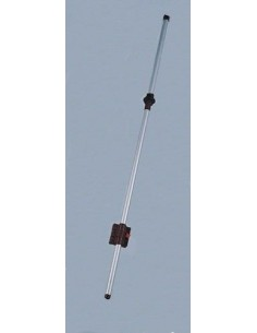 MÁSTIL TELECO 160 cm / Ø 30 mm (ALUMINIO)