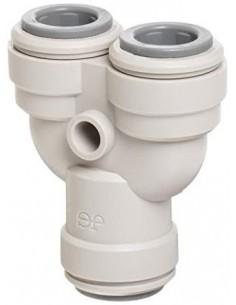 DIVISOR EN Y JOHN GUEST TUBO DE 12 mm
