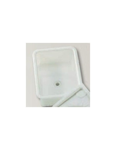 LAVABO RECTANGULAR 280 X 380 mm