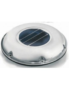 EXTRACTOR SOLAR ACERO INOXIDABLE