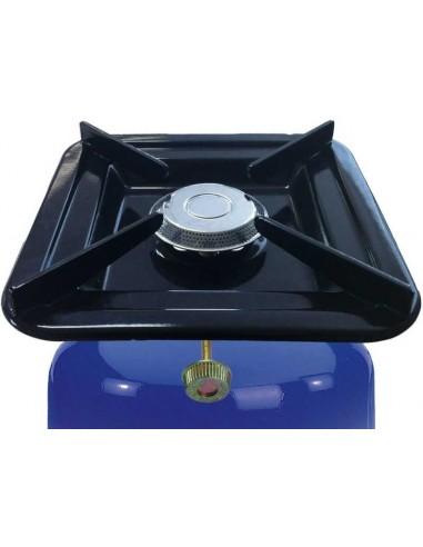 FOGON POP CLASSIC BLACK (bombona azul)