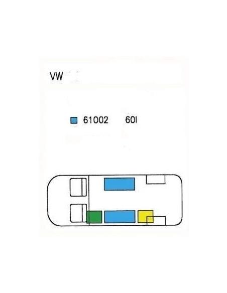 DEPÓSITO VW T3 60L