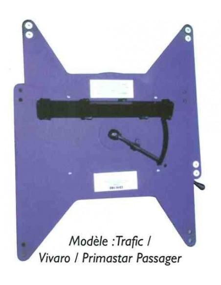 TRAFIC X83 / VIVARO / PRIMASTER - CONDUCTOR (2001 - 2014)