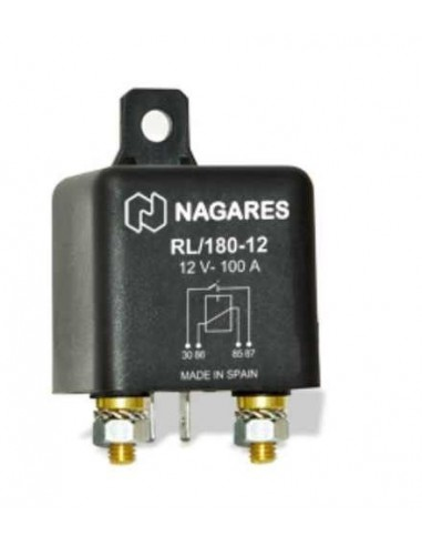 RELE NAGARES-180/12 100A
