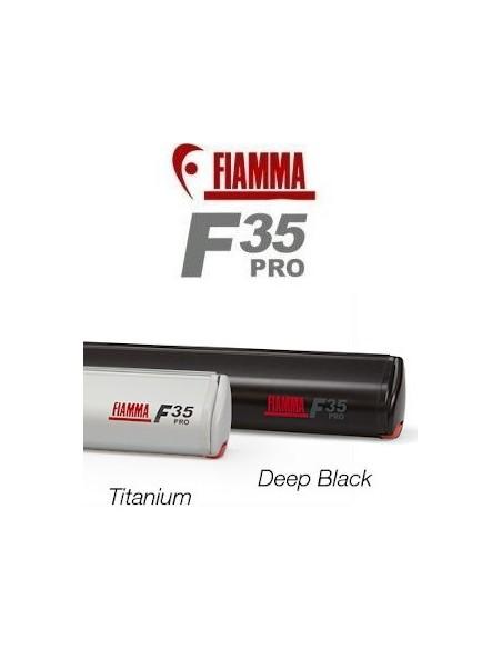 Toldos y soportes F35pro
